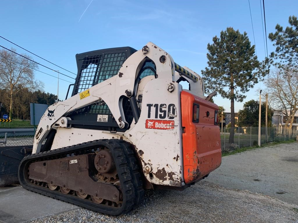 Mini Pá Bob Cat T190
