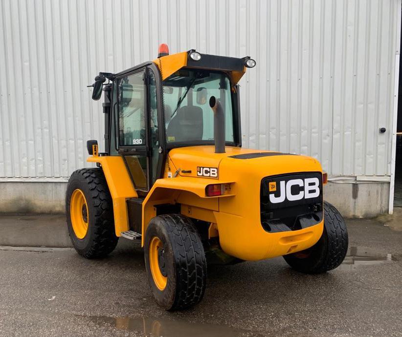 Empilhador JCB 930-4 T4